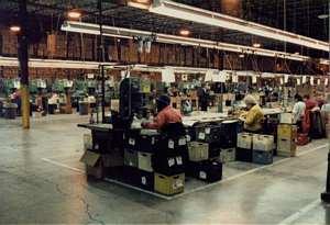 1988 Lionel Factory Tour