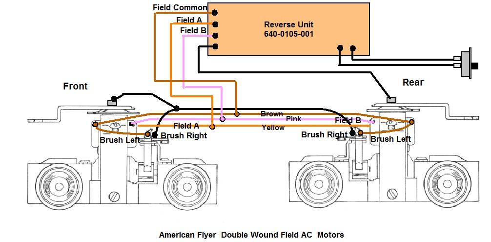 American Flyer Wiring Diagrams - Wiring Diagram Write on